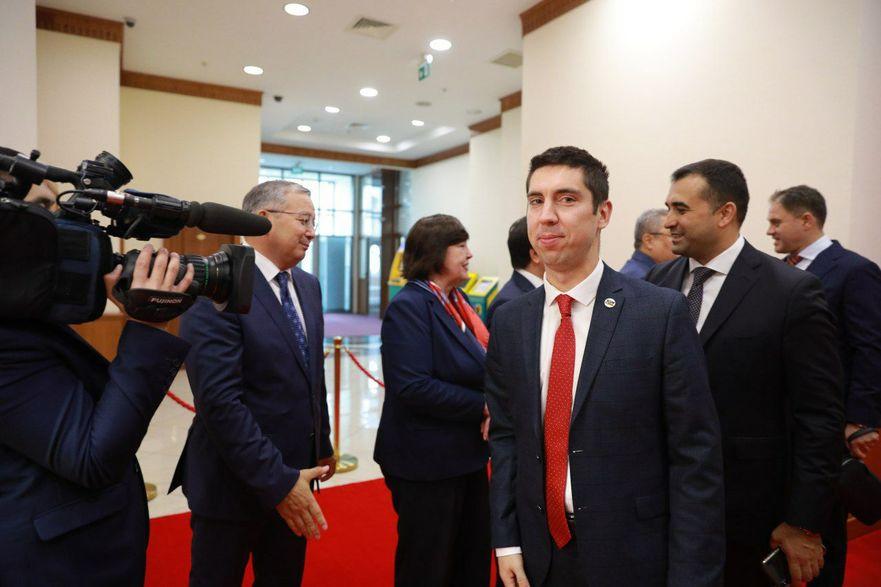 Mihail Popşoi, deputat în Parlamentul R. Moldova