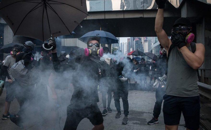 Noi violenţe în Hong Kong