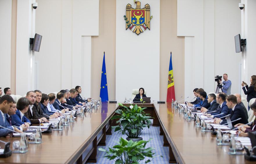 Şedinţa Consiliului Naţional din RM pentru Securitatea circulaţiei rutiere