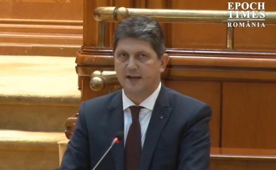 Senatorul PSD Titus Corlăţean