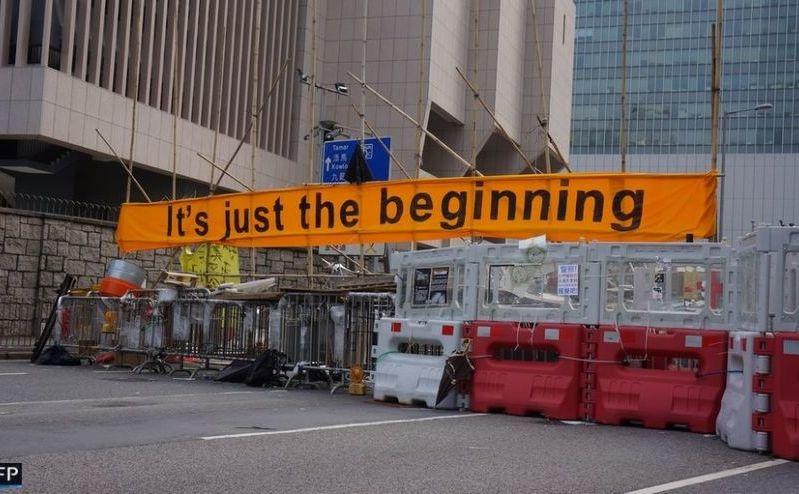 Patru luni de proteste înverşunate în Hong Kong marchează începutul sfârşitului pentru China comunistă