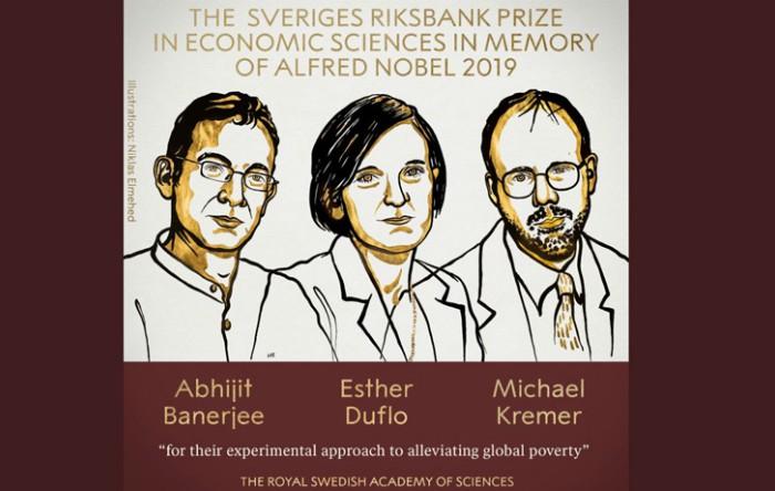 Premiul Nobel pentru Economie 2019