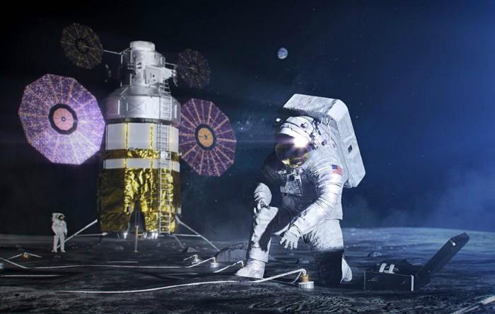Astronauţi
