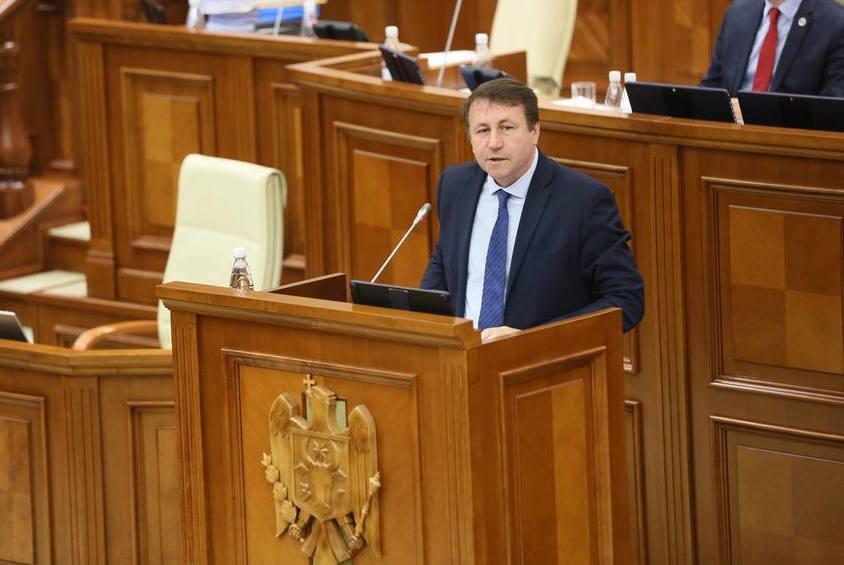 Igor Munteanu, preşedintele Comisiei economie, buget şi finanţe al Parlamentului R. Moldova