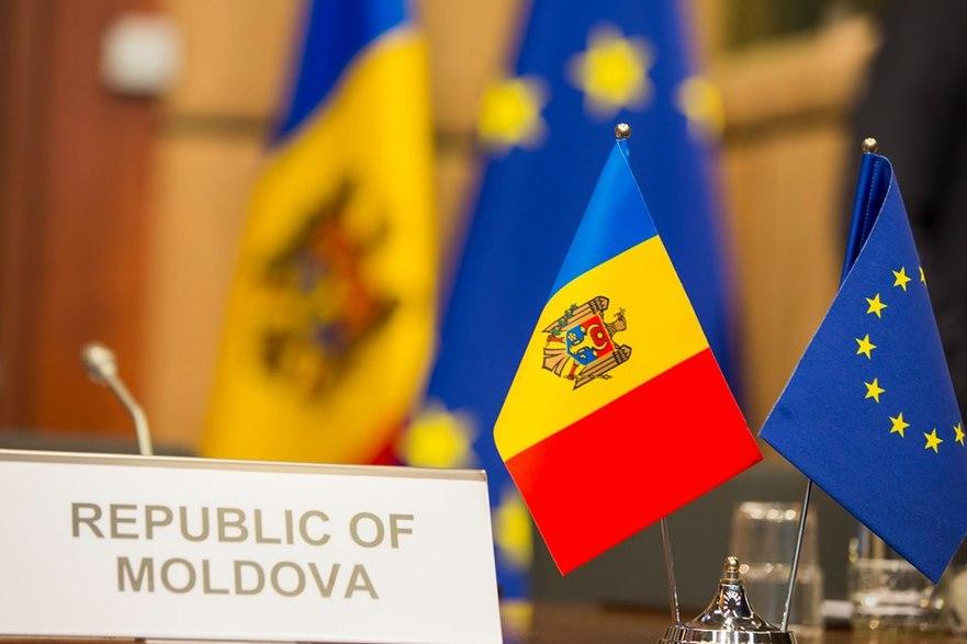Integrarea Republicii Moldova cu Uniunea Europeană