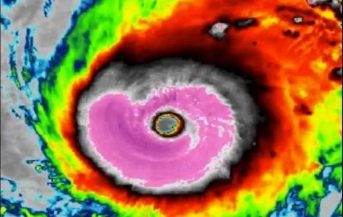 """Taifunul """"Halong"""""""