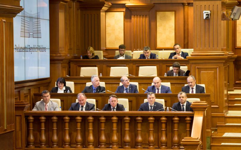 Cabinetul de miniştri de la Chişinău, condus de Ion Chicu