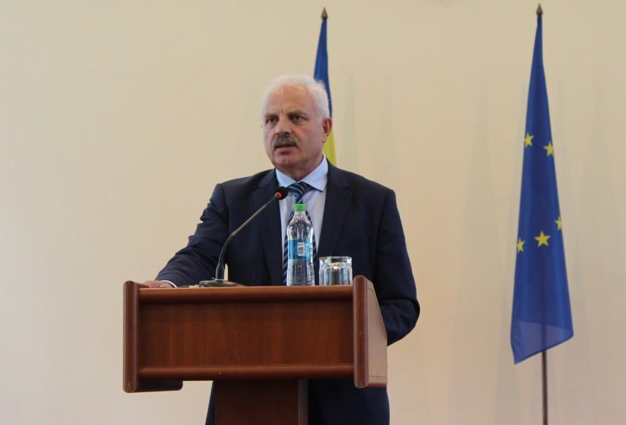 Vasilii Şova, fost vicepremier pentru reintegrare în cabinetul Sandu