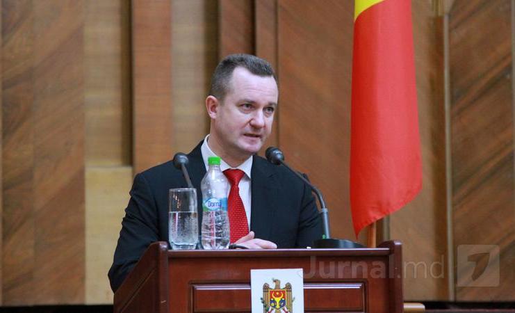 Oleg Melniciuc, judecător din R. Moldova