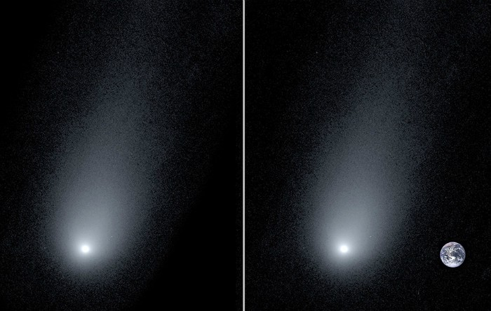 Cometa interestelară 2I/Borisov