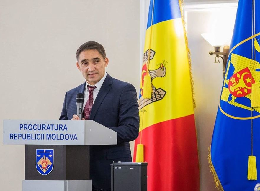 Alexandru Stoianoglo, procurorul general al R. Moldova