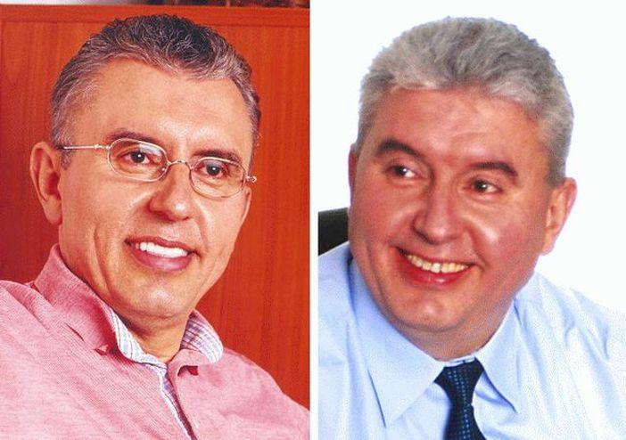 Fraţii Viorel şi Ioan Micula