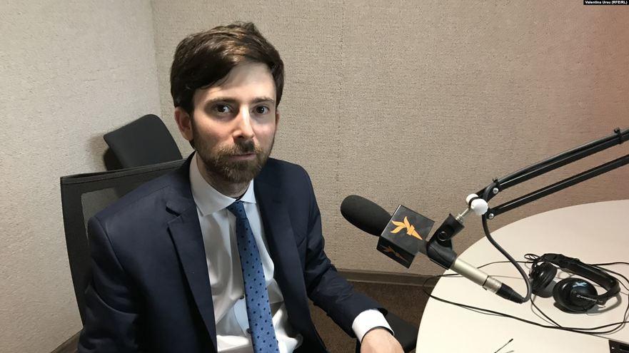 Matei Dobrovie, deputat PNL