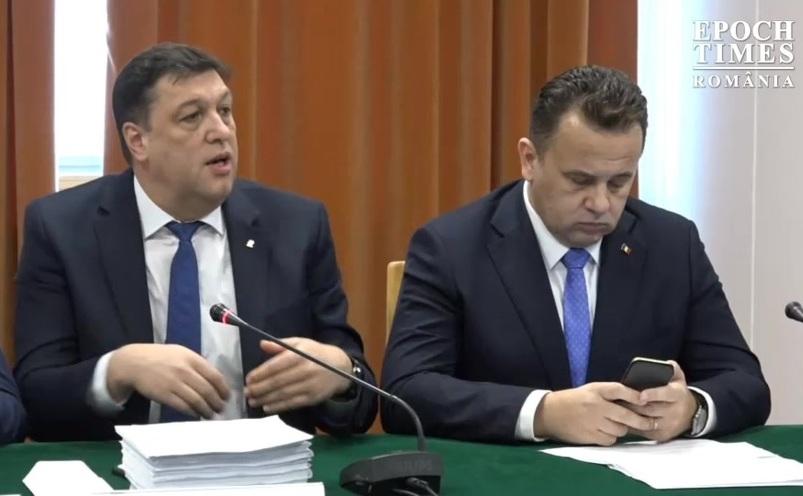 Şerban Nicoale şi Liviu Pop