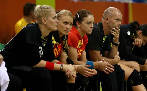 Selecţionerul echipei naţionale de handbal feminin a României, Tomas Ryde.