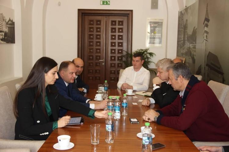 Ion Ceban la Bucureşti
