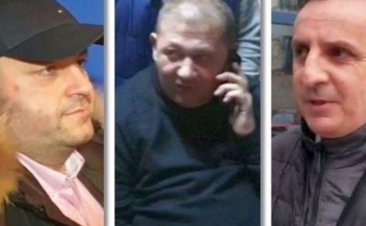 Dorel Căprar, Ioan Chisăliţă si Florin Tripa