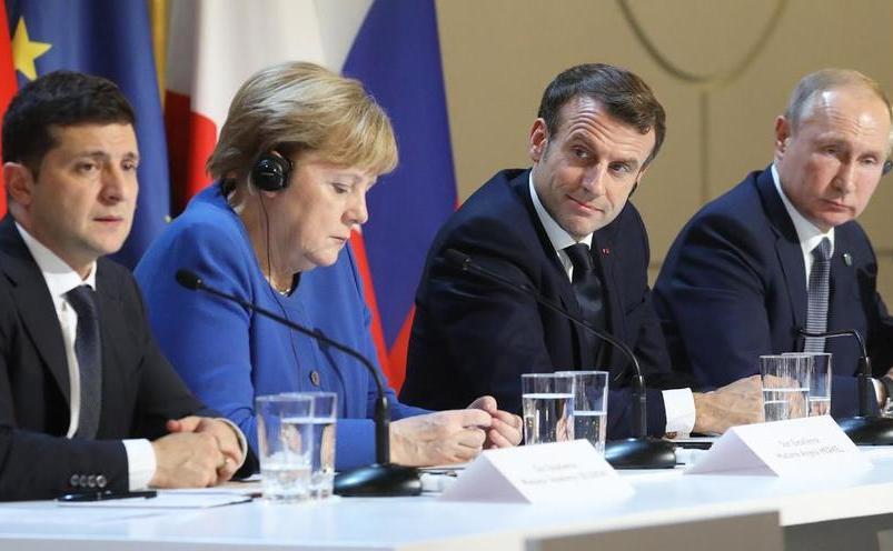 Summit la Paris în format Normandia, pentru evoluţia din estul Ucrainei