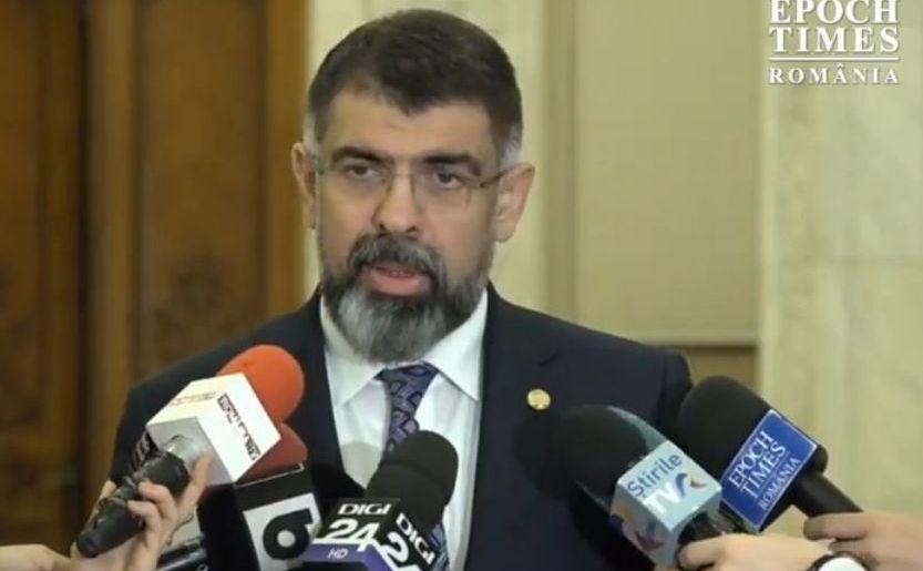 Robert Cazanciuc, declaraţii în Parlament, 12 decembrie 2019