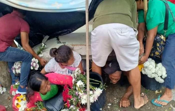 Cutremur în Filipine, 15 decembrie 2019