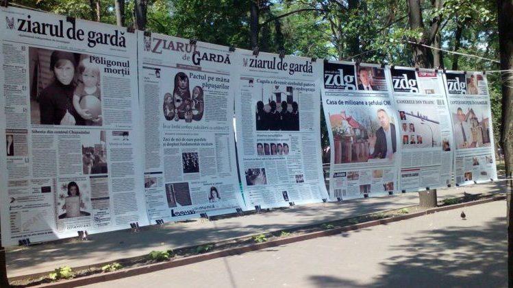 Ziarul de Gardă din R. Moldova
