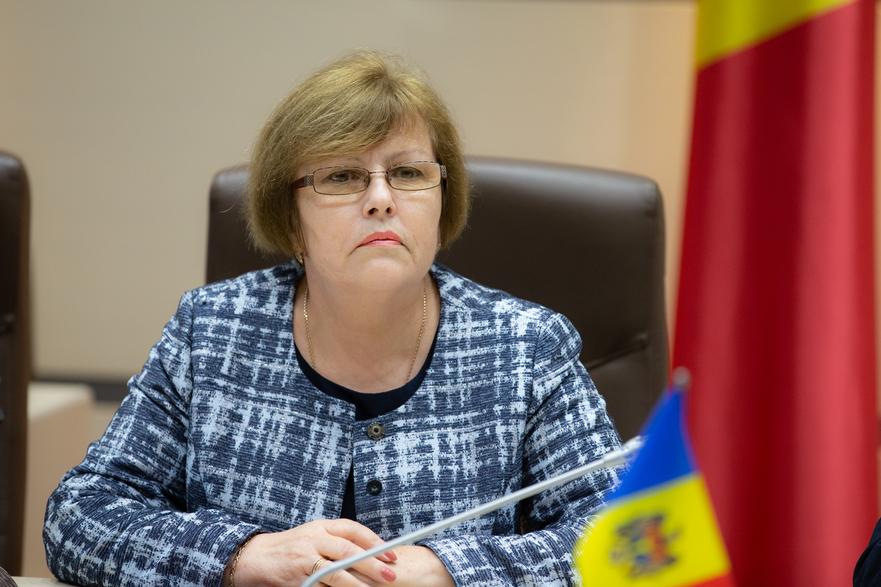 Maria Ciobanu, deputat în Parlamentul R. Moldova