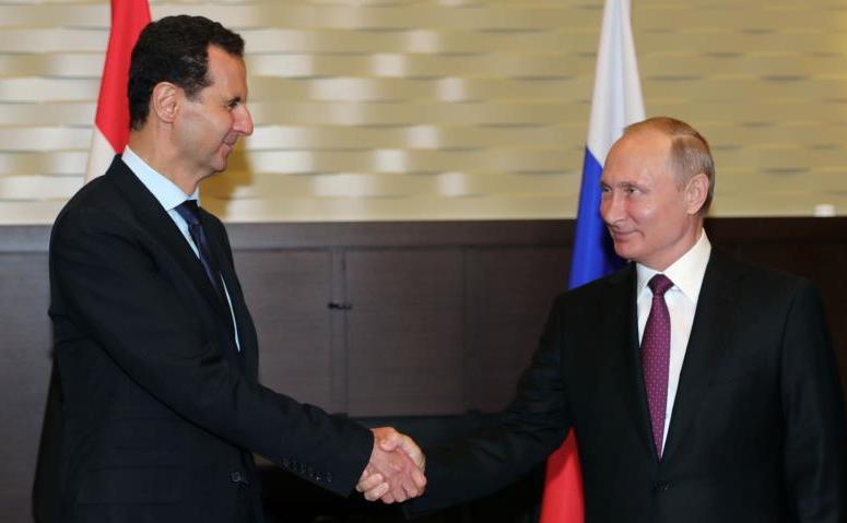 Vladimir Putin vizitează Damascul la câteva zile după uciderea gen. Qassem Soleimani