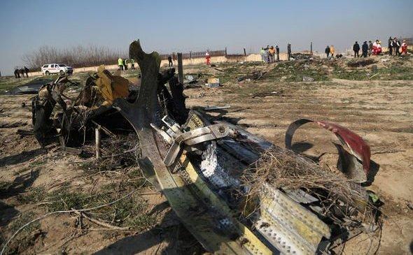 Tragedie aviatică în Teheran, 9 ianuarie 2020