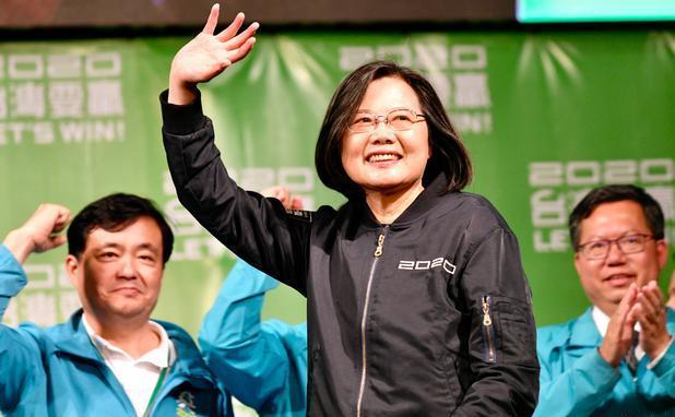 Tsai Ing-wen câştigă o victorie răsunătoare în alegerile prezidenţiale