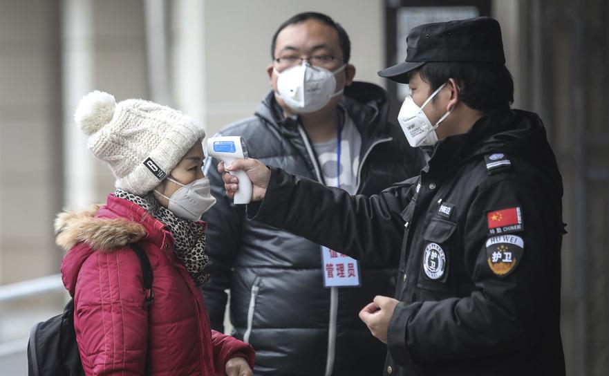 Epidemie cauzată de un virus misterios din familia coronavirusurilor, loveşte China, ianuarie 2020