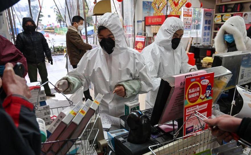 Epidemie masivă în Wuhan