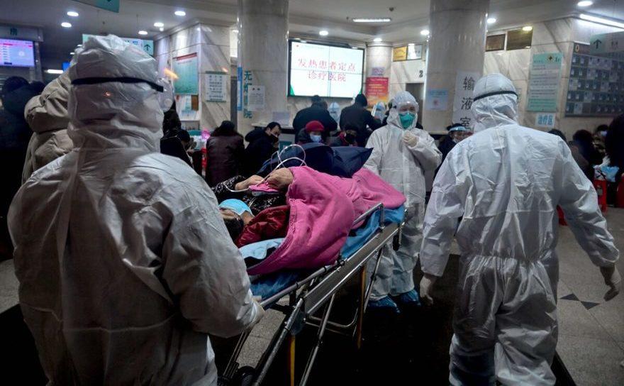 Criză cauzată de virusul Wuhan în China