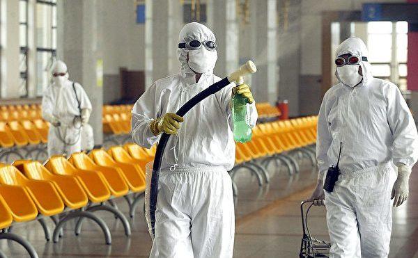 Epidemie cu virus Wuhan în China
