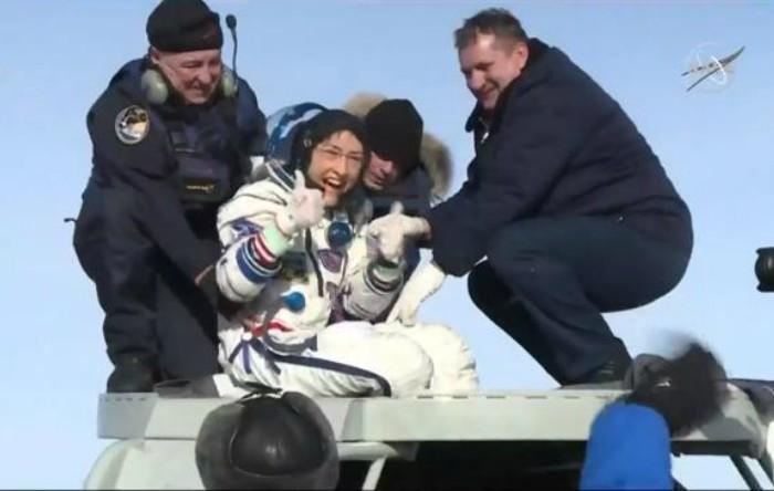 Astronauta Christina Koch