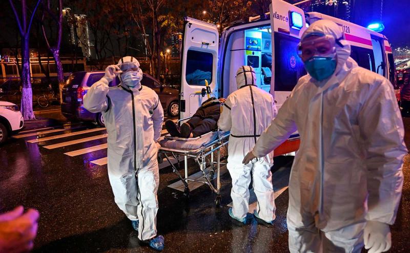Epidemie de coronavirus în China