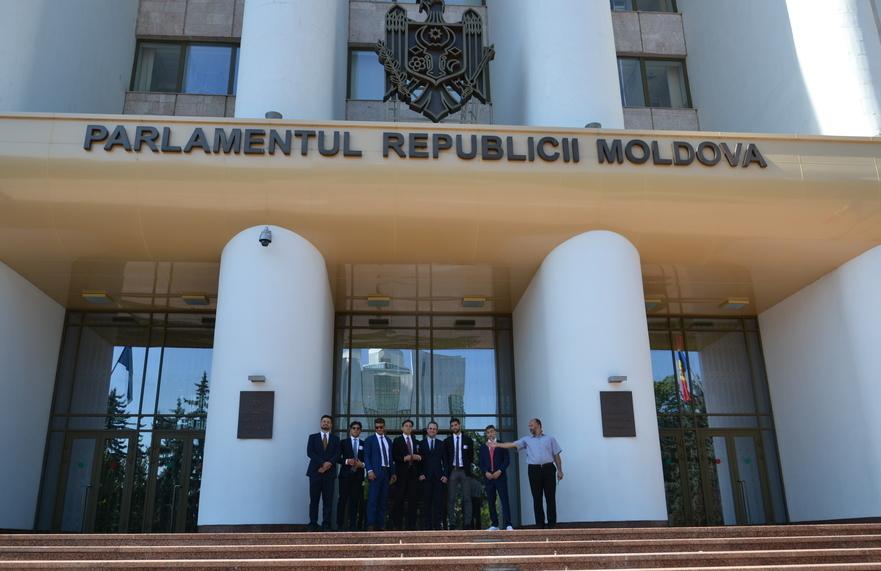 Parlamentul R. Moldova