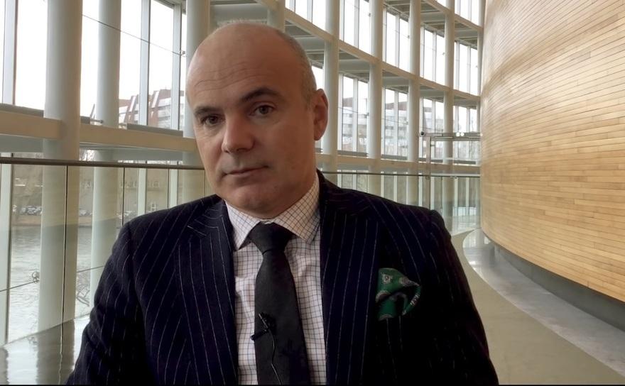Europarlamentarul Rares Bogdan