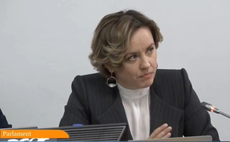 Deputatul USR Cosette Chichirău
