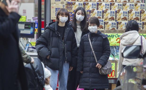 Coronavirusul din Wuhan sperie Coreea de Sud printr-o creştere exponenţială