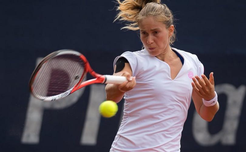 Jucătoarea română de tenis Laura Paar.