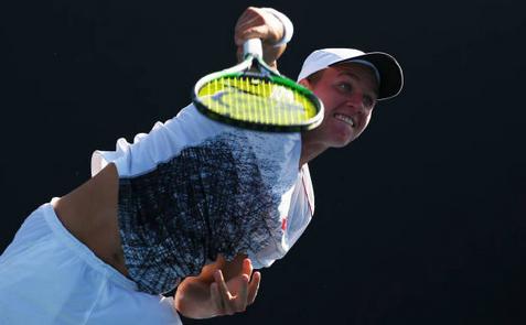 Jucătorul român de tenis Filip Cristian Jianu.