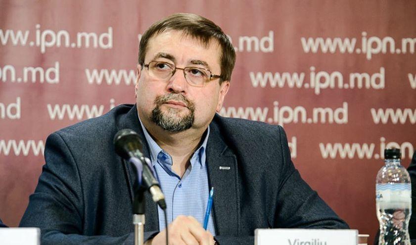 Vladimir Pâslariuc, deputat PAS în Parlamentul R. Moldova