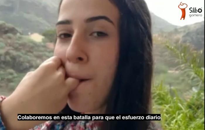 """""""Silbo"""" (fluieratul) din Insula La Gomera"""