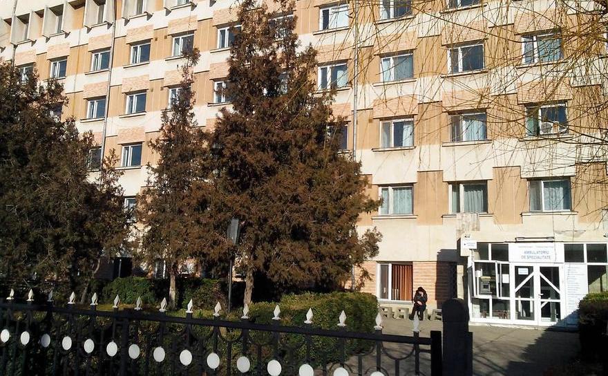 """Spitalul Militar de Urgenţă """"Dr. Alexandru Popescu"""" Focşani"""