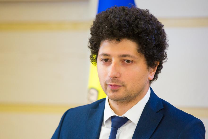 Radu Marian, deputat PAS în Parlamentul R. Moldova