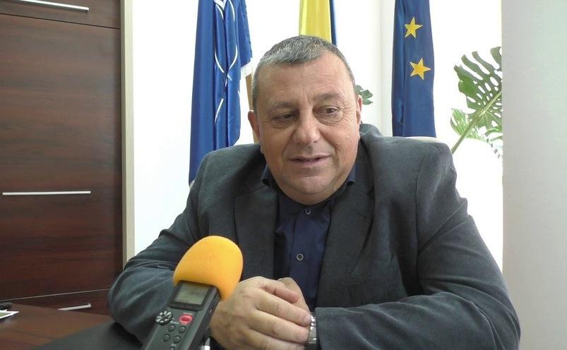 Horia Şulea, primarul din Floreşti