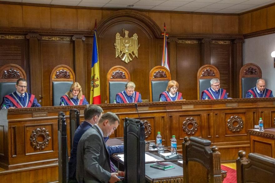 Judecătorii CCM din R. Moldova numiţi în luna iunie 2019