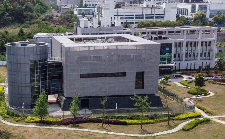 Instututul de Virologie Wuhan, China