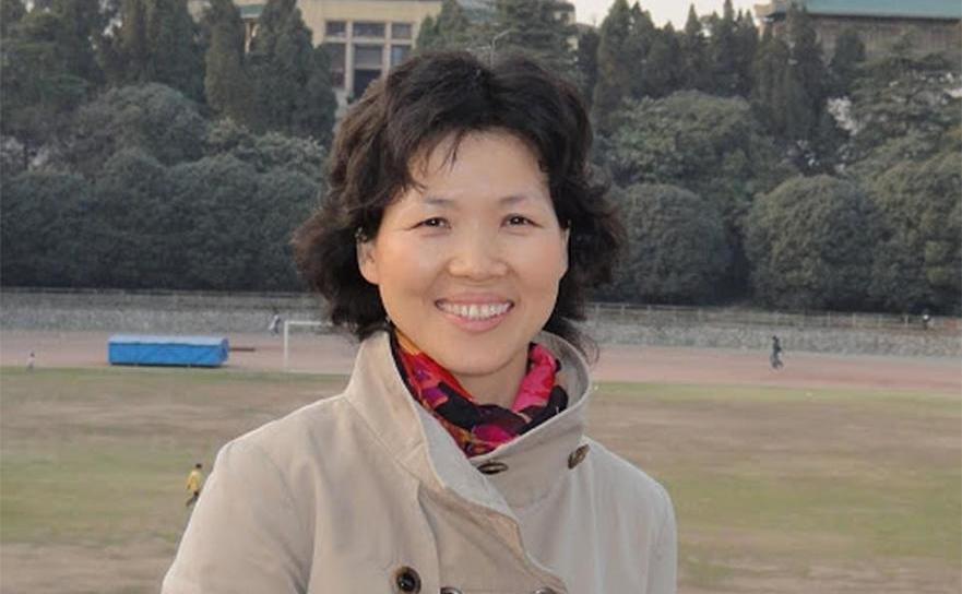Dr. Shi Zhengli, unul dintre cercetătorii care studiau moduri de a face coronavirusurile de liliac transmisibile la oameni, în Institutul de Virologie Wuhan