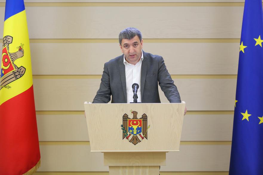 Lilian Carp, deputat PAS în Parlamentul R. Moldova